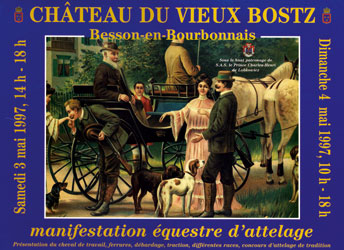 EXPO attelage affiche