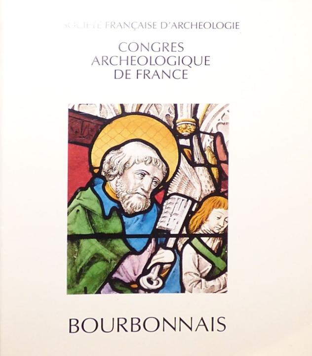 Livre congres-archeologique-de-france bourbonnais